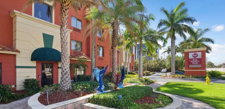 Best Western Plus Windsor Gardens Hotel & Conference Center