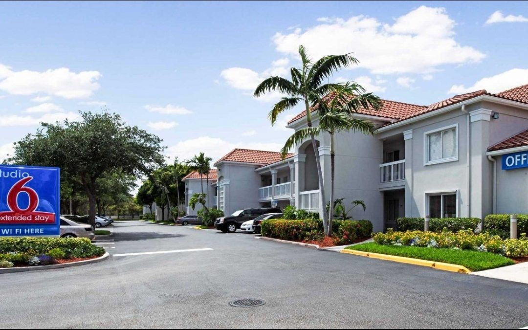 Studio 6 West Palm Beach