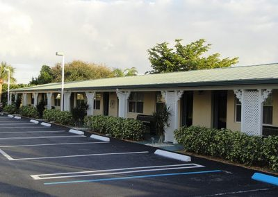 Tequesta Palms Inn Motel